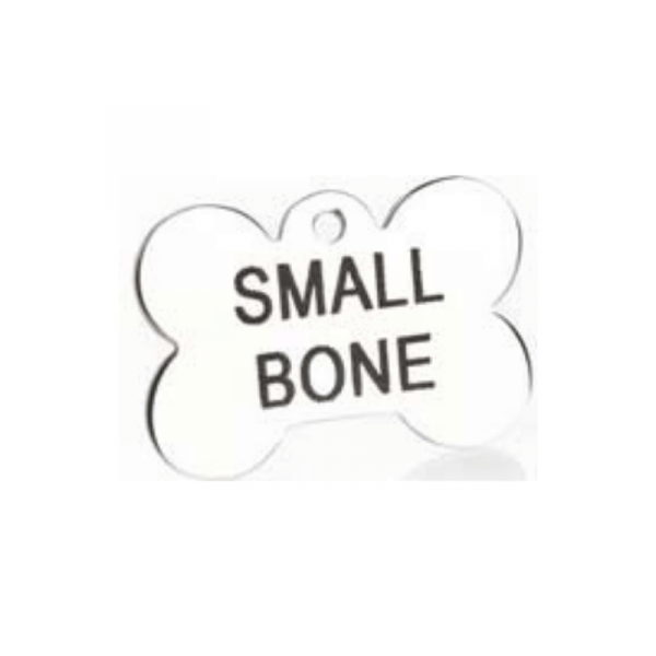 Stainless Steel Bone Tag