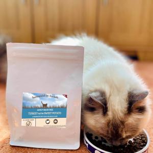 Grain Free Adult Cat Food – Turkey
