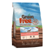 salmon flavoured grain free adult dog food
