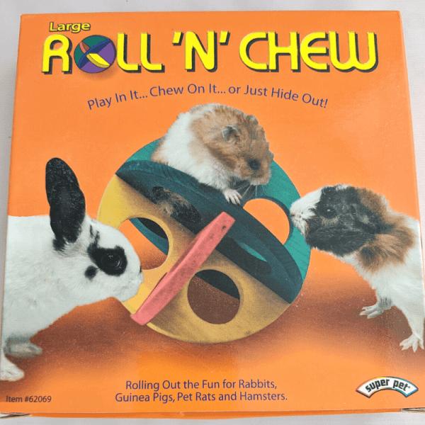 Roll 'N' Chew Ball