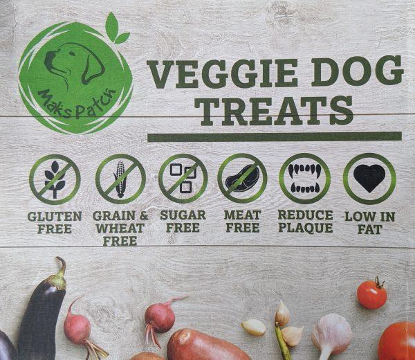 benefits of vegetarian dog treats