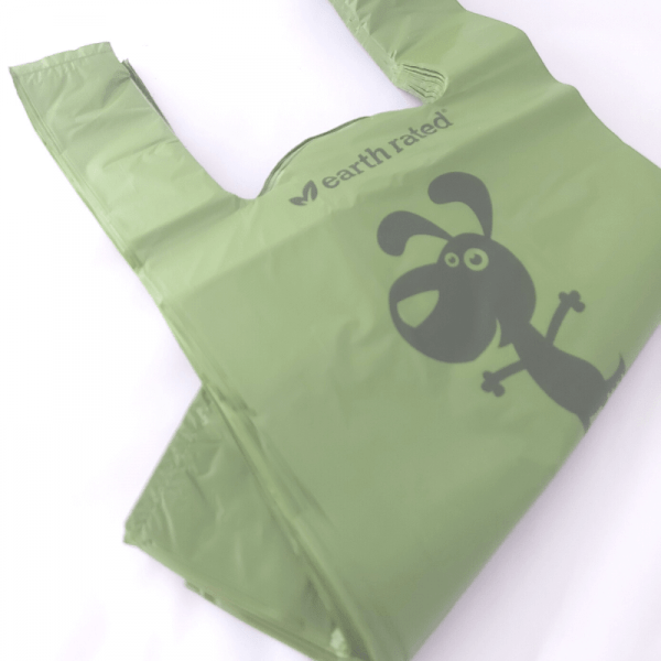 Earth Rated Poop Bags With Handles