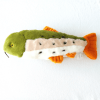 ruby rainbow trout by fluff and tuff