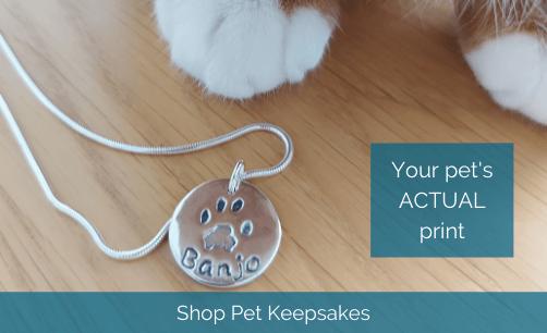 shop pet keepsakes