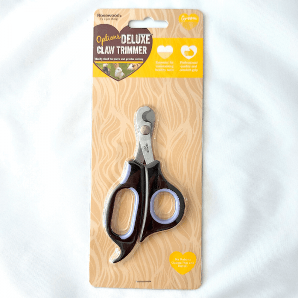 Options Deluxe Small Animal Claw Clippers