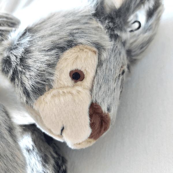 Walter Rabbit Dog Toy – Fluff & Tuff