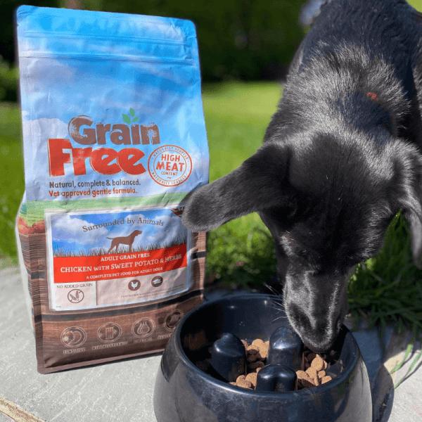 Grain Free Adult Dog Food – Chicken