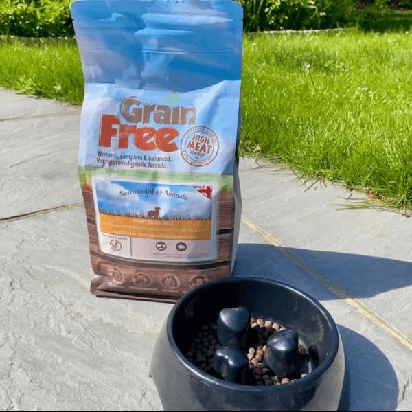 Grain Free Puppy Food – Chicken